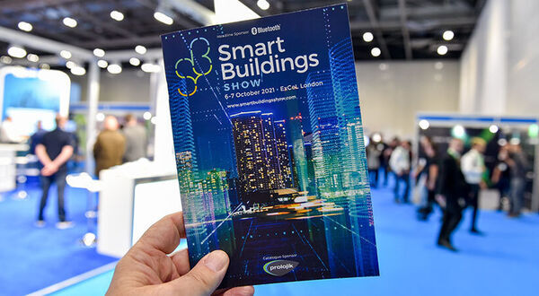 Smart Buildings Show goes from strength to strength