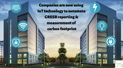 How facility management companies are using IOT technology to comply with GRESB