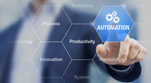 The productivity paradox and the promise of automated configuration