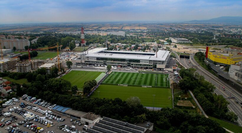 ABB creates 'intelligent' football stadium for FK Austria