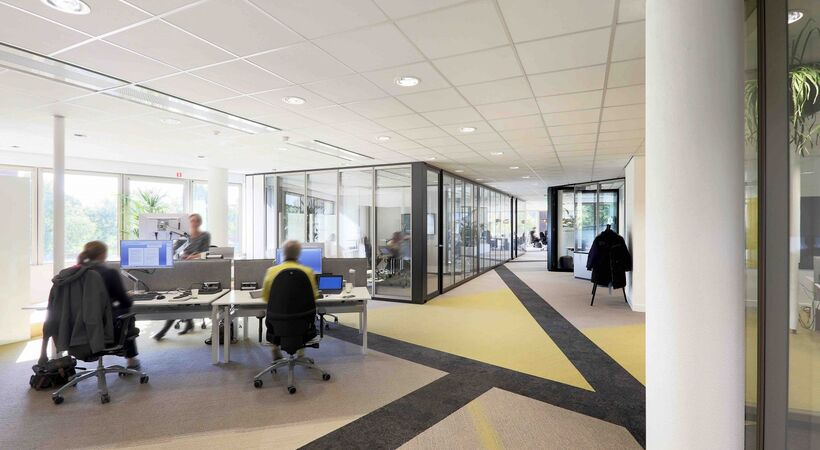 Planon software gives better meeting room occupancy