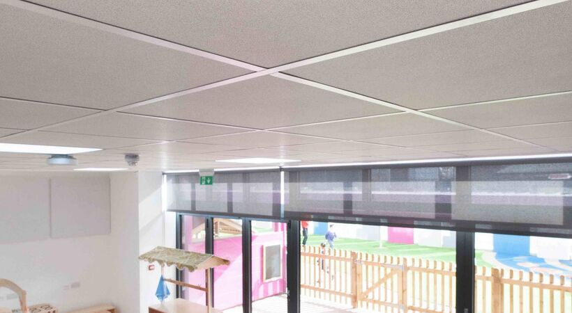 Lighting controls improve learning experience