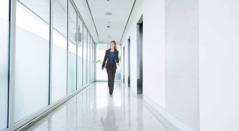 Effective lighting control systems could improve the wellbeing of your staff