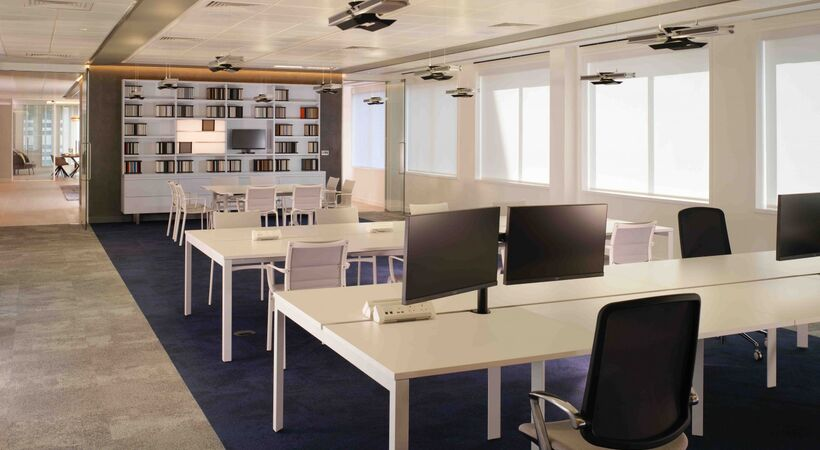 The impact of effective lighting in the workplace