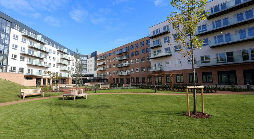 Trend creates a comfortable and safe environment at Bournville Gardens