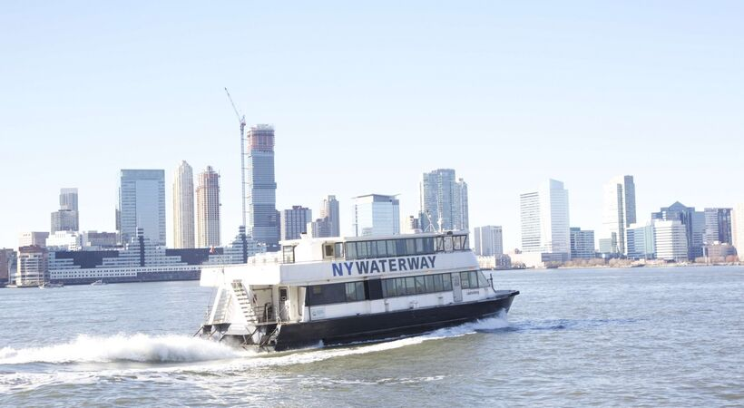 Smart way to cross the Hudson