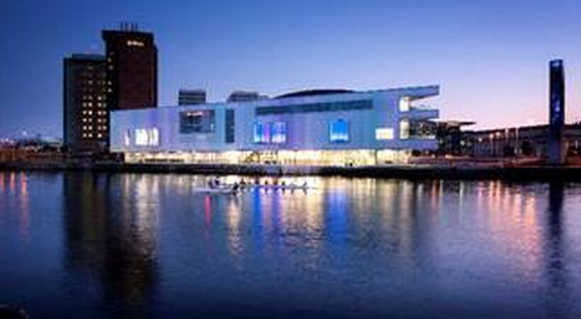 Belfast Waterfront becomes smart building