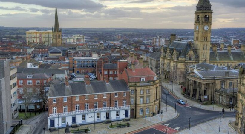 Major BMS upgrade for Wakefield Town Hall