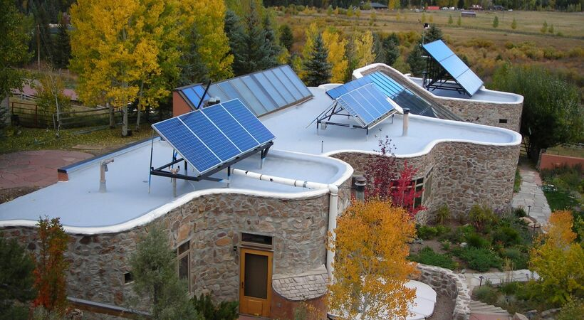 Home in Rocky Mountains demonstrates payoff for energy efficiency concepts