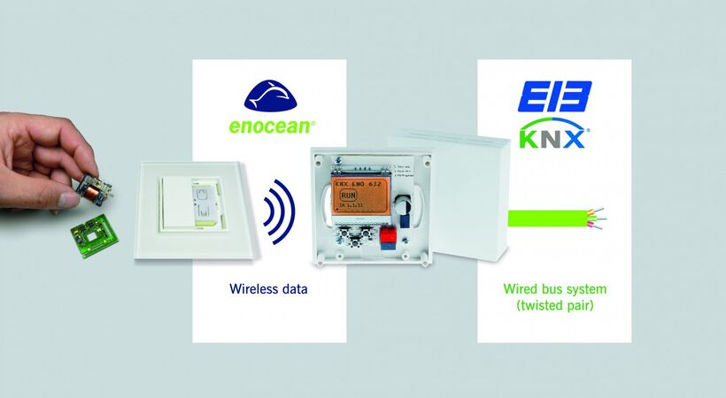KNX and energy harvesting – the ideal add-on technology?