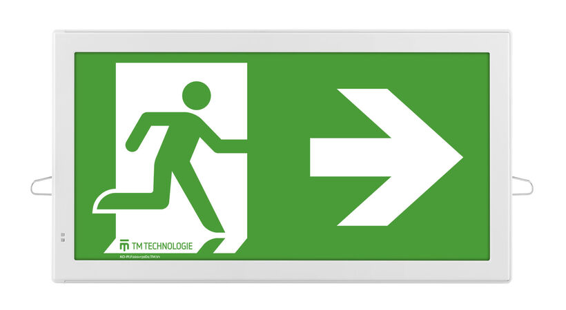 An intelligent outlook for emergency lighting