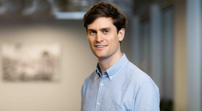 William Newton, president and MD at WiredScore