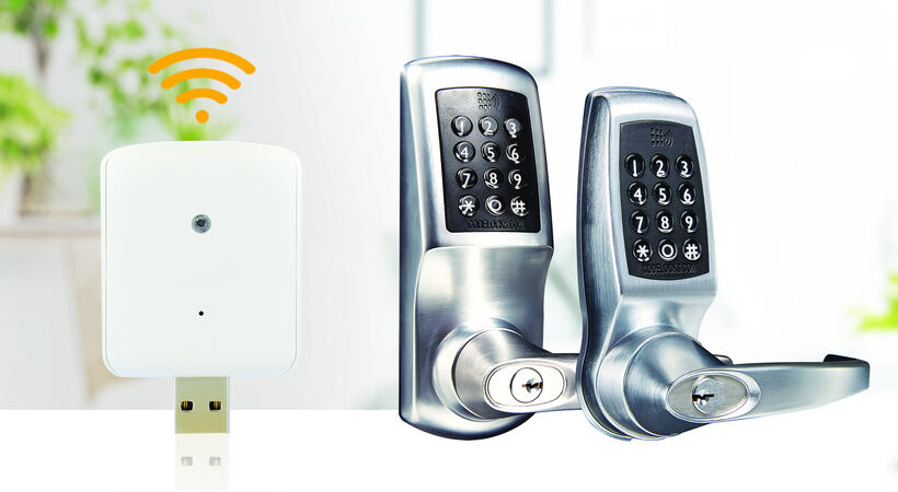 WiFi gateway for smart locks launched