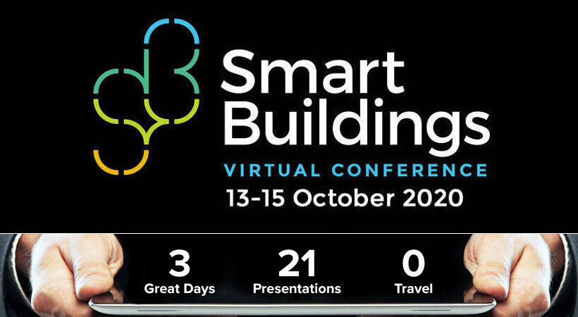 Agenda released for Smart Buildings Virtual Conference
