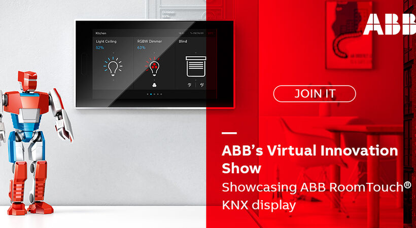 ABB goes virtual with Smart Innovation Shows