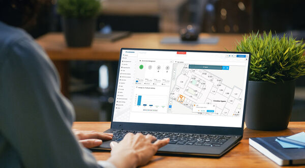 Planon and MazeMap partner up