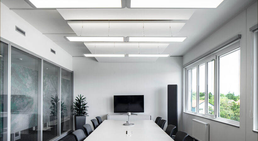 Lighting solution for Siemens campus