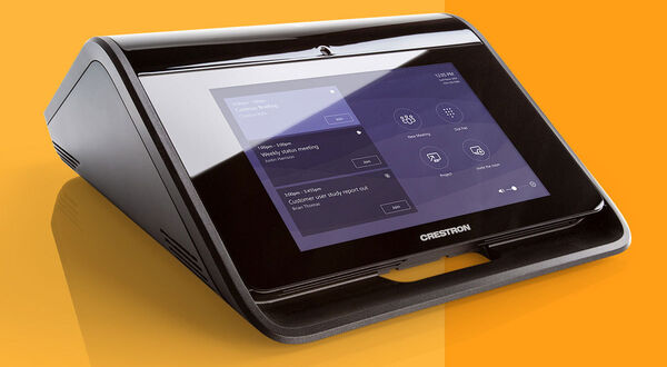 Crestron offers workplace solution