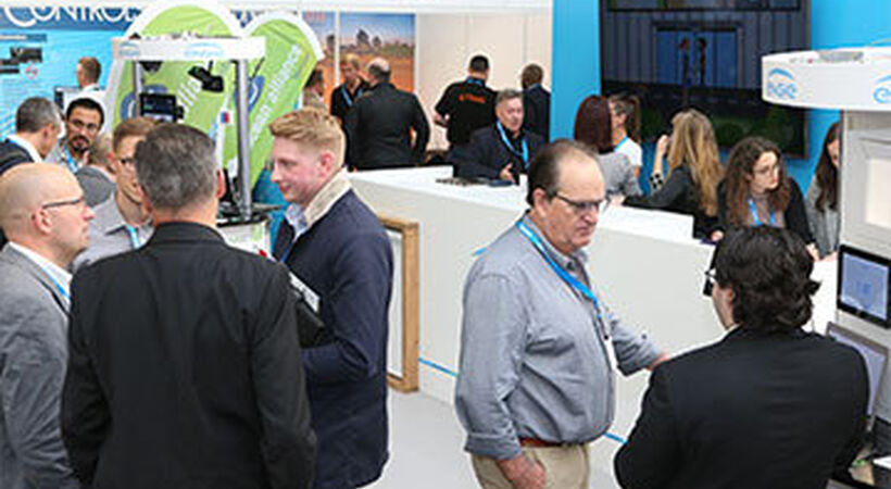 Smart Buildings Show 2019 gets off to record breaking start