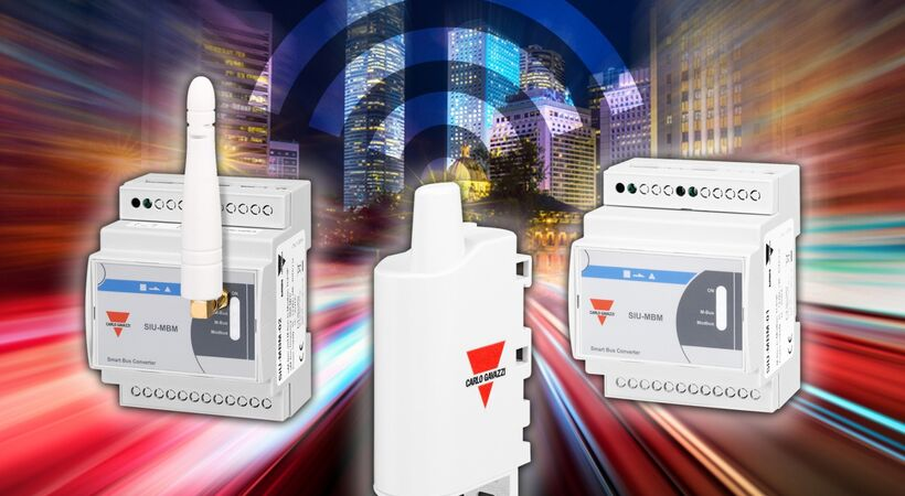 Carlo Gavazzi offers simple solution