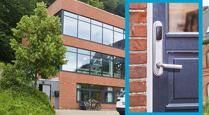 SMARTair wireless access control cuts management time from 5 hours to 5 minutes
