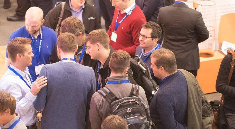 Smart Buildings Show 2019 over two thirds sold