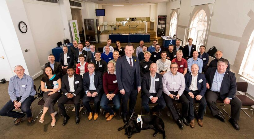 Annual Conference and Awards celebrates KNX success in the UK