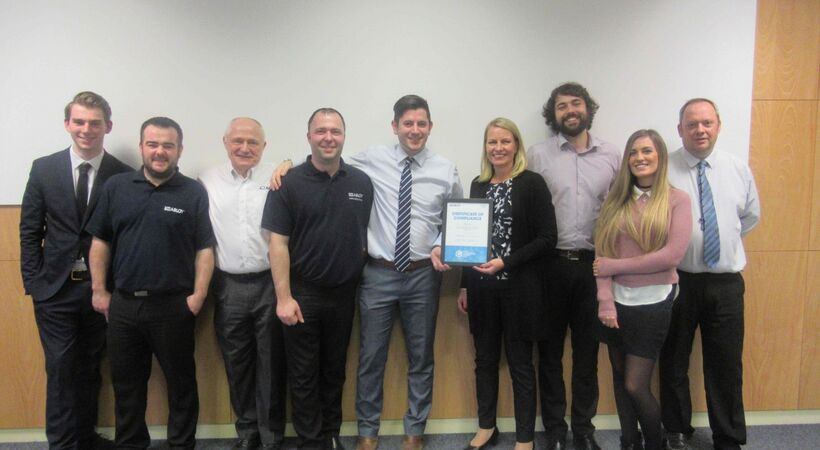 ABLOY UK achieves CLIQ Competence Certification