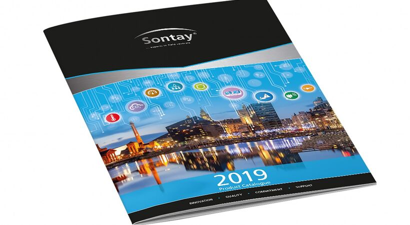 New Sontay catalogue lands