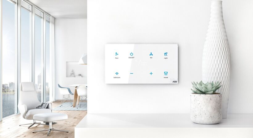 "ABB-tacteo KNX sensor crowned ""Best of the Best"""