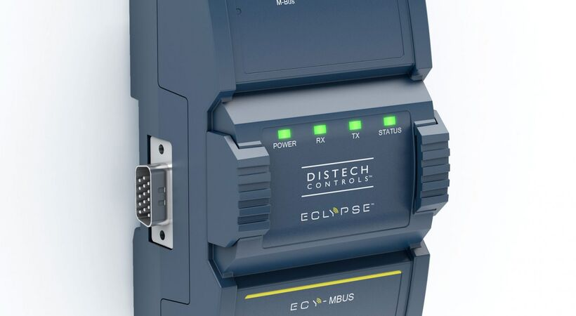 Distech Controls launches ECY-MBUS solution