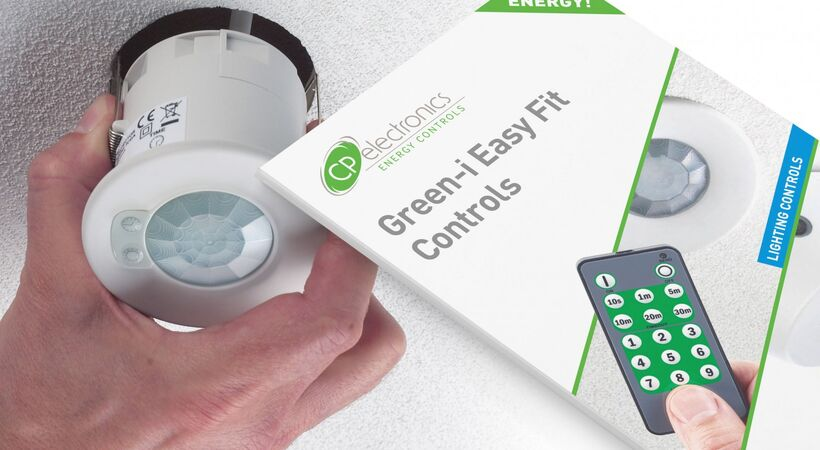 Enhanced Green-i range gives contractors greater choice of lighting control solutions
