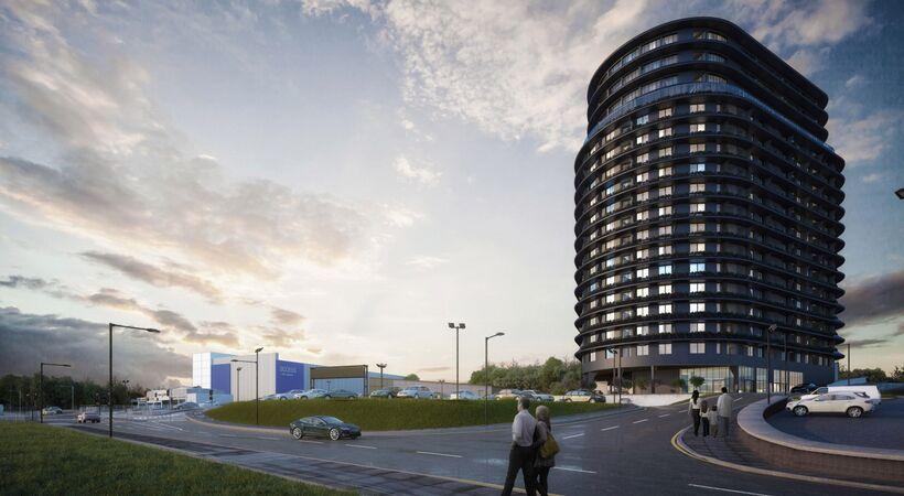 BG Energy Solutions working on world-first self-sustaining residential tower