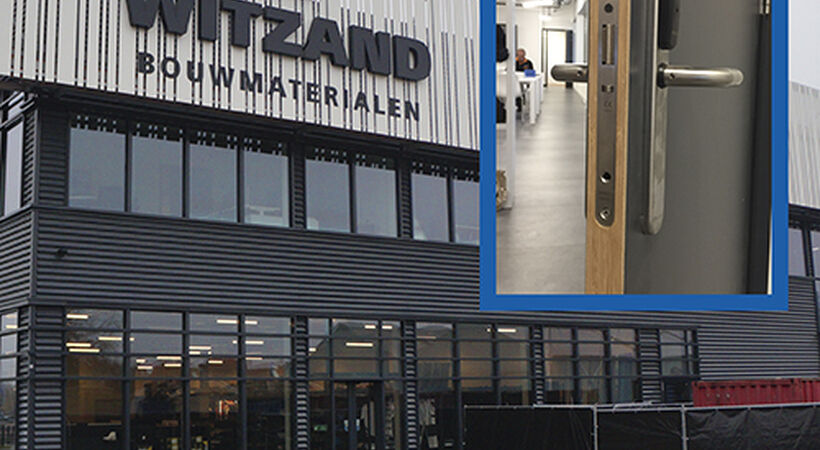 SMARTair brings flexible access control to a new Dutch superstore