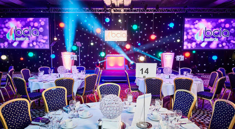 Time is running out to book your table for BCIA Awards