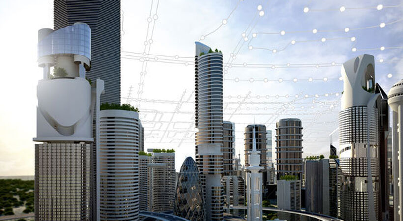 Cisco to finance smart cities