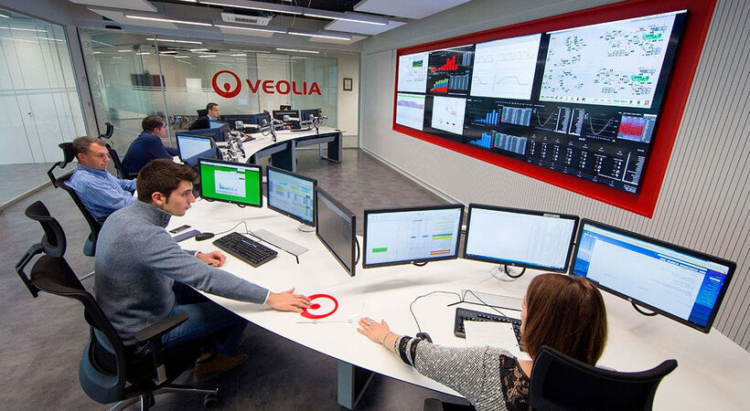 Veolia launches range of monitoring services