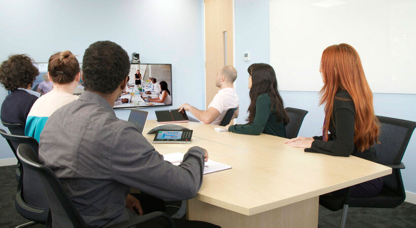 Next generation video conferencing provides Taylor Vinters quality communications