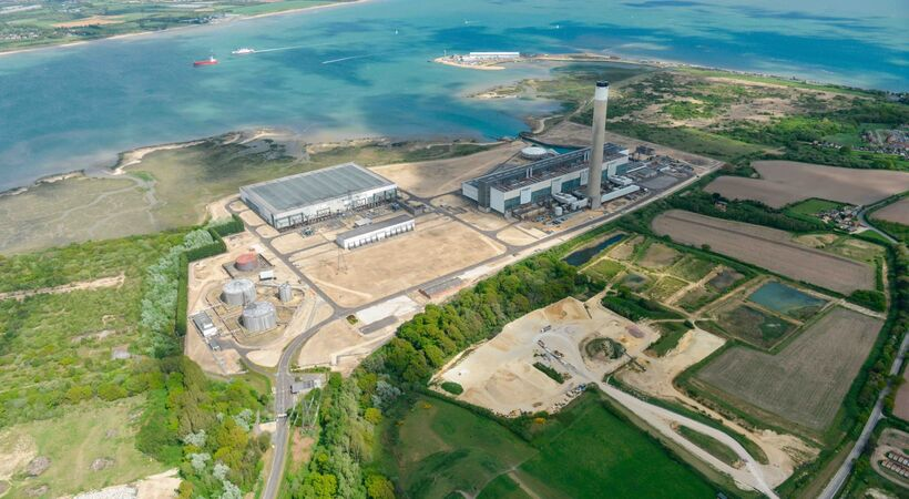 Fawley - a smart city from the ground up?
