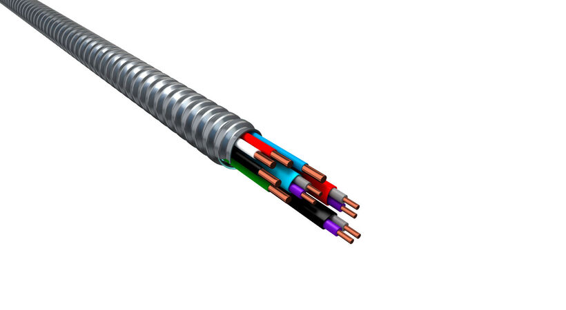 Energy saving cable