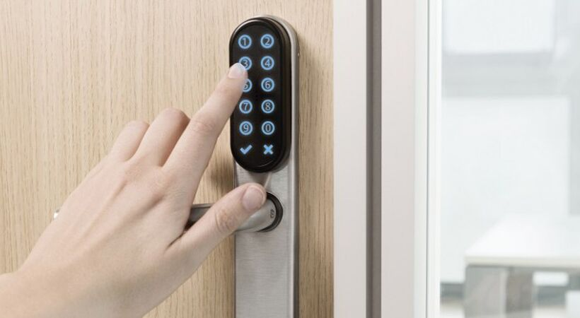 Updated access control system