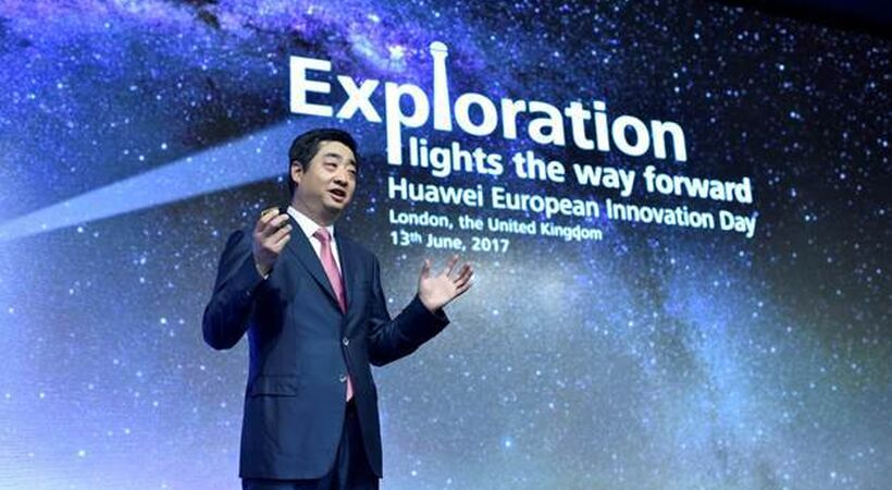 Huawei commits to Europe