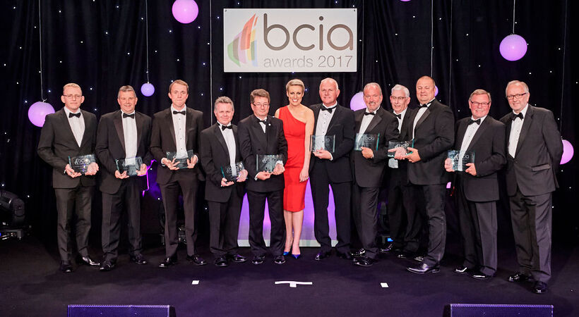 BCIA Award winners announced