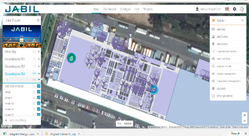 Indoor maps take off