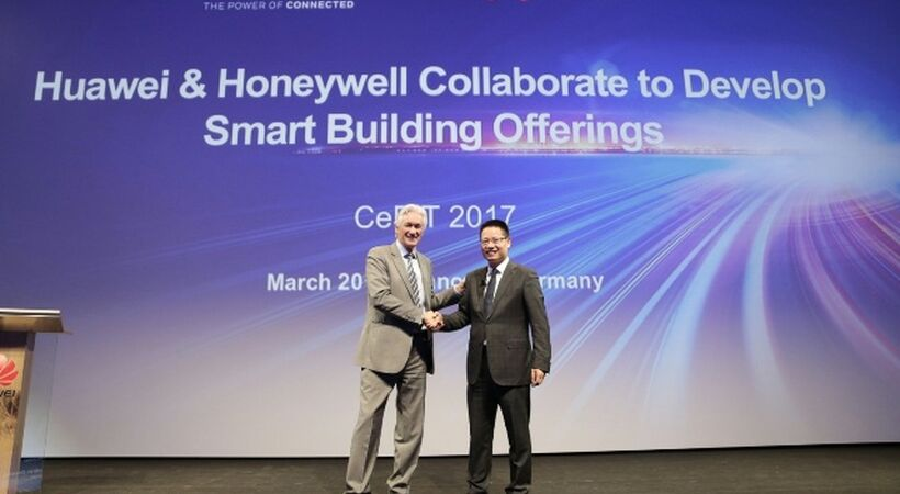 Huawei and Honeywell announce collaboration
