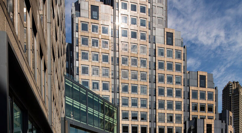 200 Aldersgate receives Platinum rating