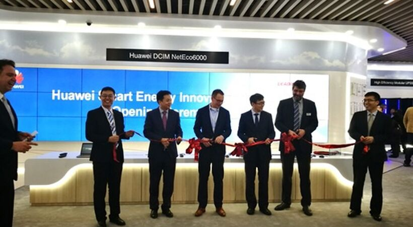 New smart energy centre opened