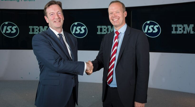 ISS to use IBM Watson IoT to transform building management