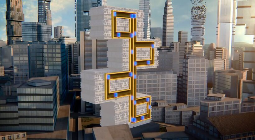 Multi directional elevator can move people more efficiently