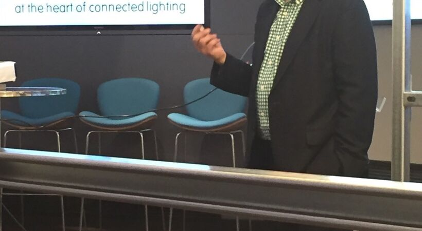 Smart lighting at the core of business